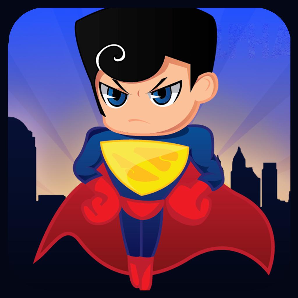 Alpha Super Hero PRO - Man Of Powers