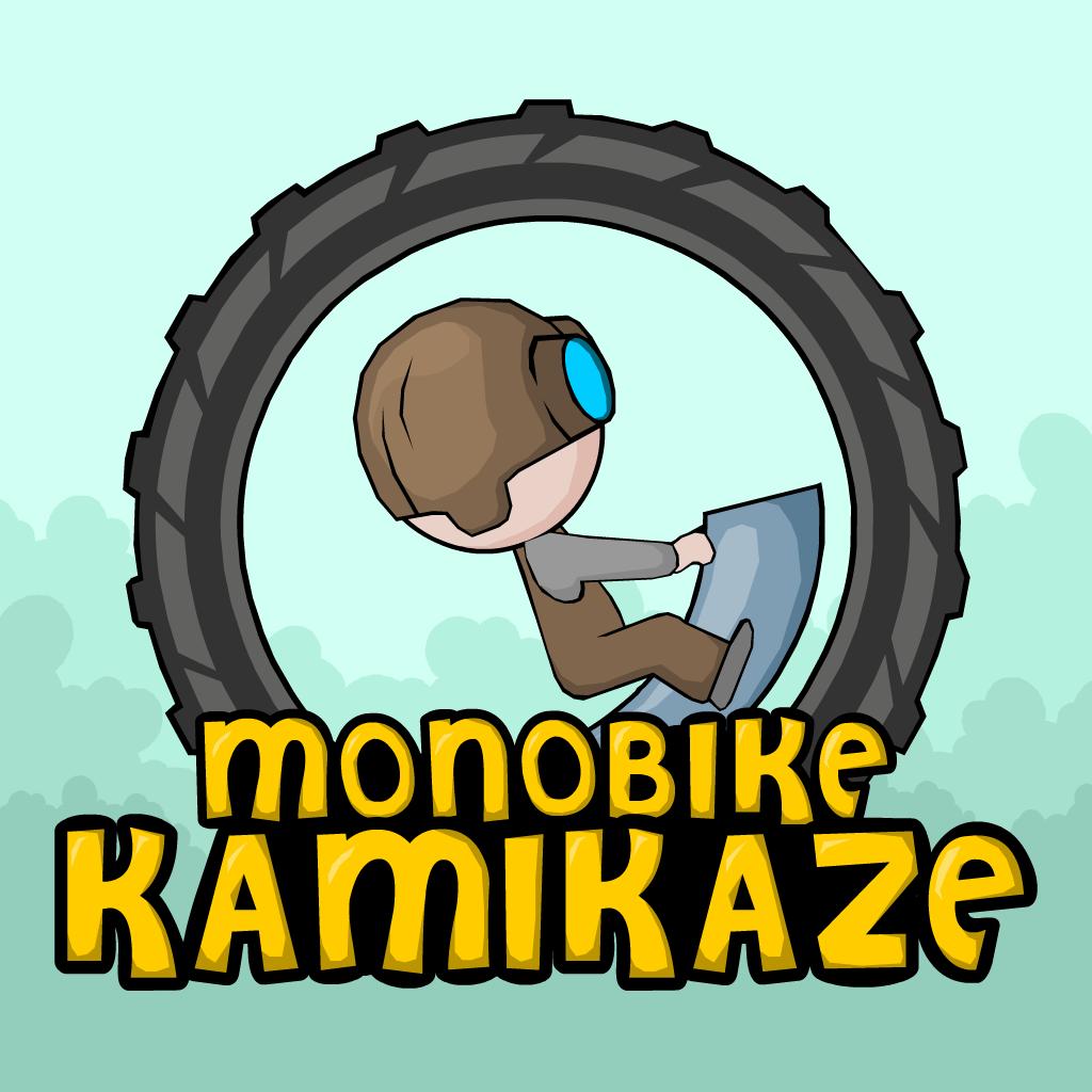 Monobike Kamikaze by aleksandr okov icon