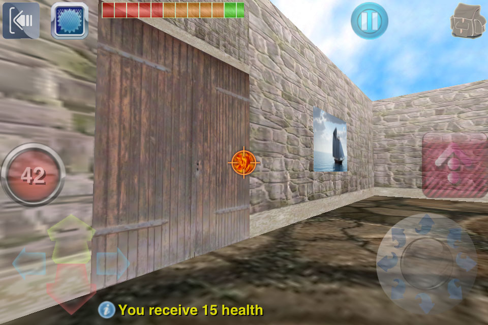 Screenshot Gamesculpt 3D Player