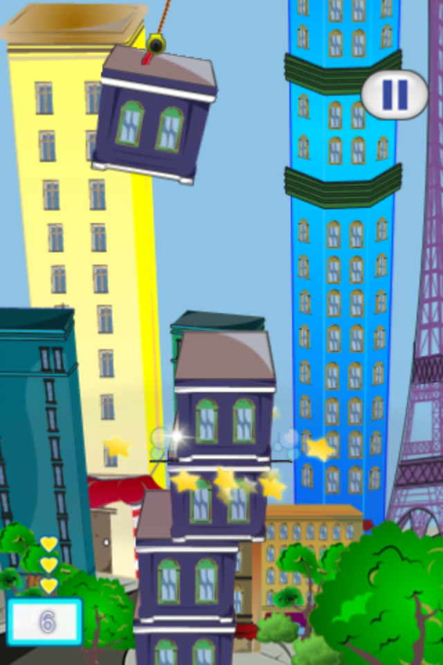 Screenshot Building Paris Lite